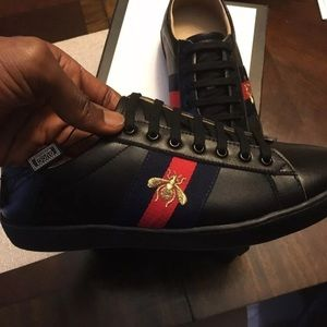 """Gucci Ace Sneaker """"BEE"""""""